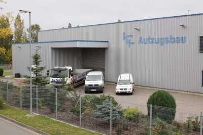 Herzlich willkommen bei der Aufzugsbau Hess GmbH